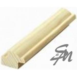 Dřevěný KK přírodní